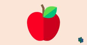 Una mela al giorno...