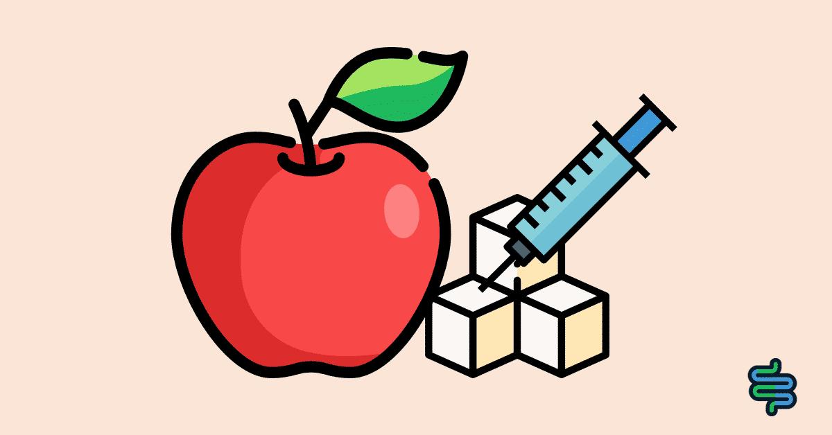 Perché la frutta fa male