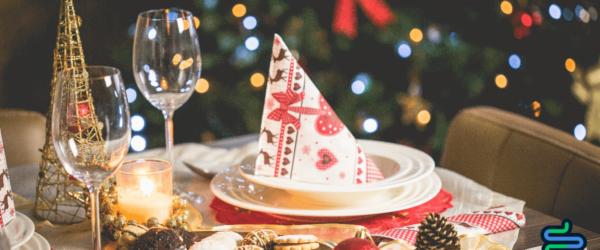 Cinque consigli per i pranzi delle feste