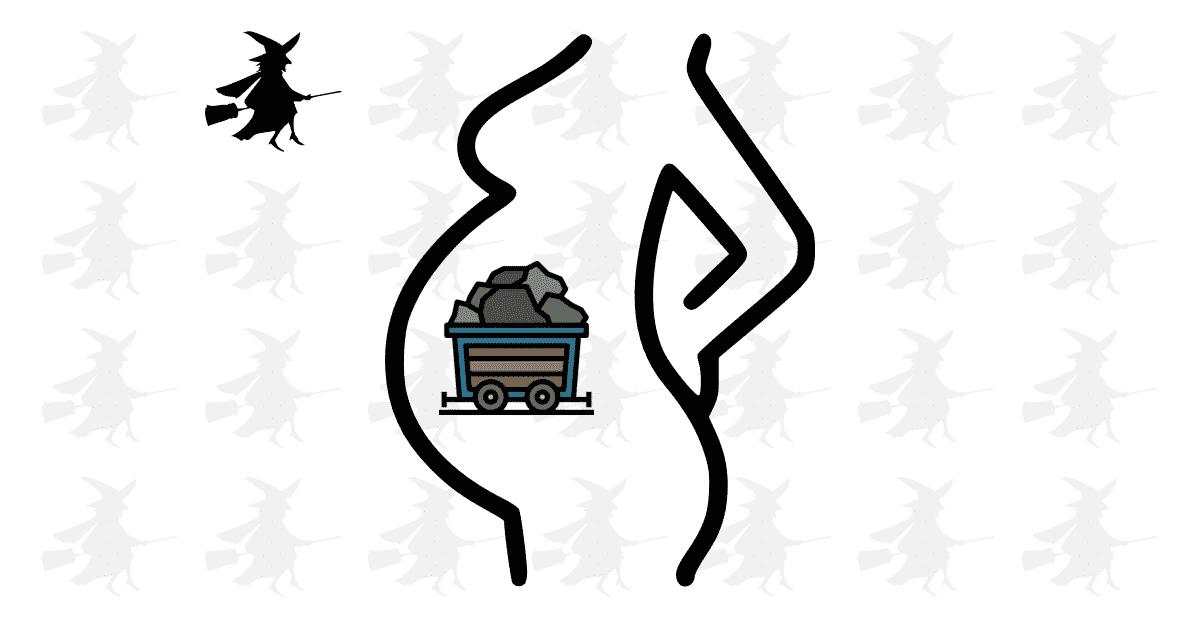 carbone e gonfiore